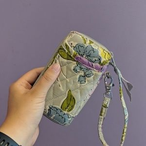 Watercolor All in One Wristlet